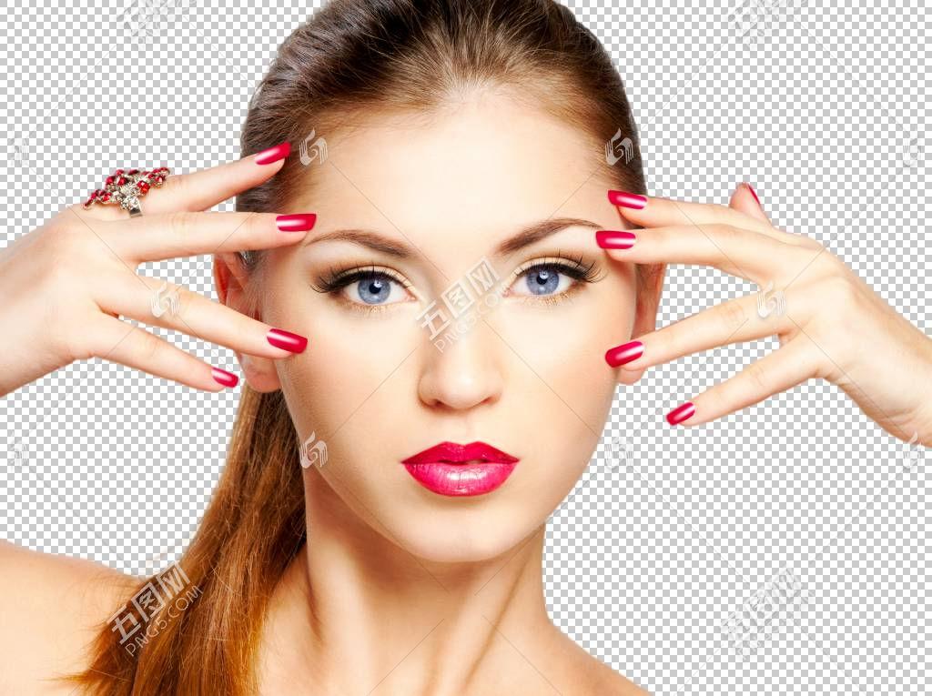 女性美容美白面部管理