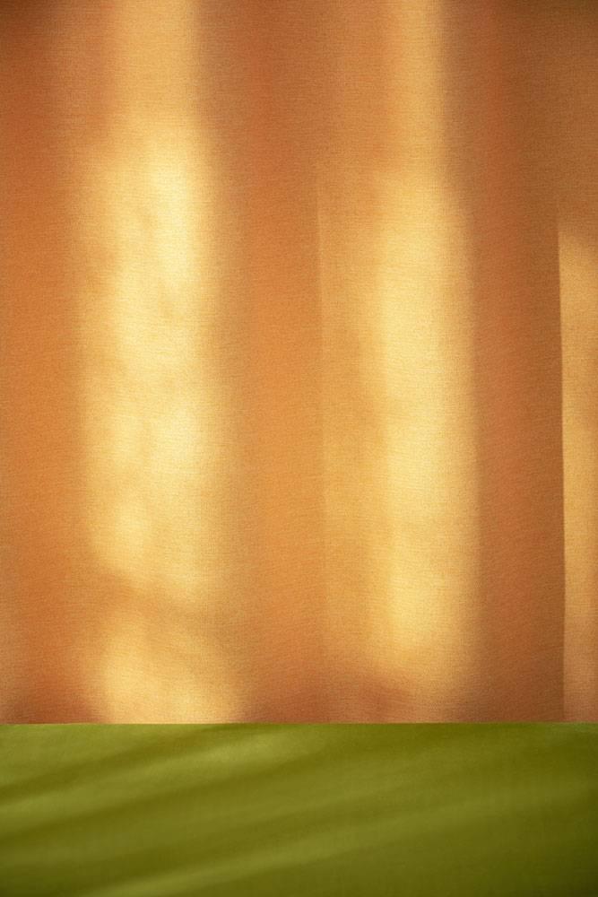 阳光与窗帘布艺