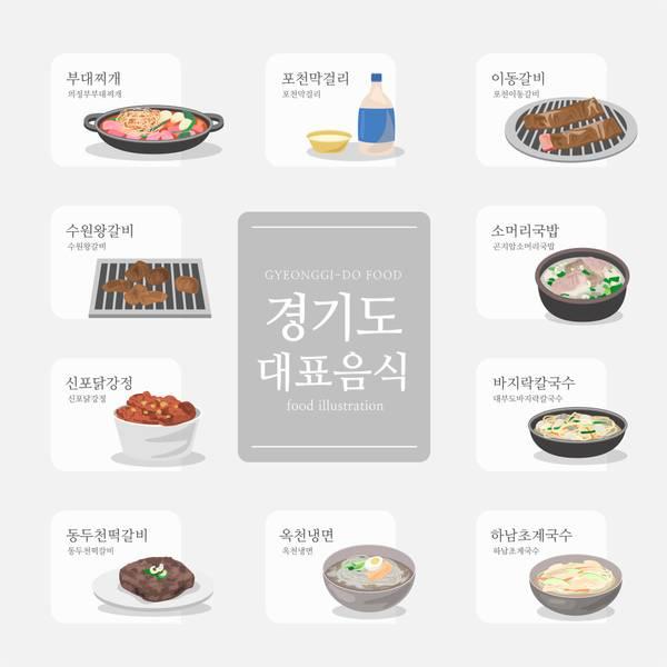 韩式美味料理韩式美食
